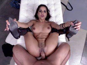 Abby Lee Brazil dando sua buceta gostosa