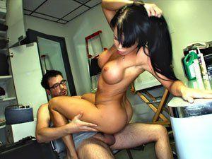 Porno gostosa Nikki Delano bunduda fodendo HD